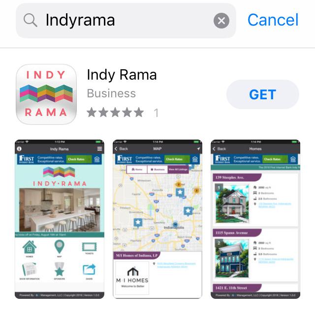 Indy-Rama-App