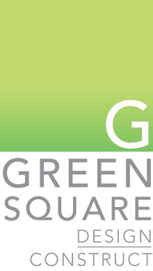 Green-Square-Design-Logo